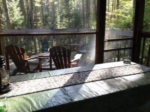 Camp Hatteras Porch